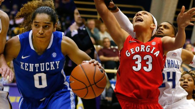 #21 Georgia vs. #10 Kentucky (W Basketball)