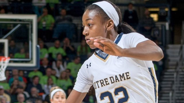 Wake Forest vs. #4 Notre Dame (W Basketball)