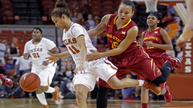 Iowa State vs. Texas - 1/25/2015 (re-air)
