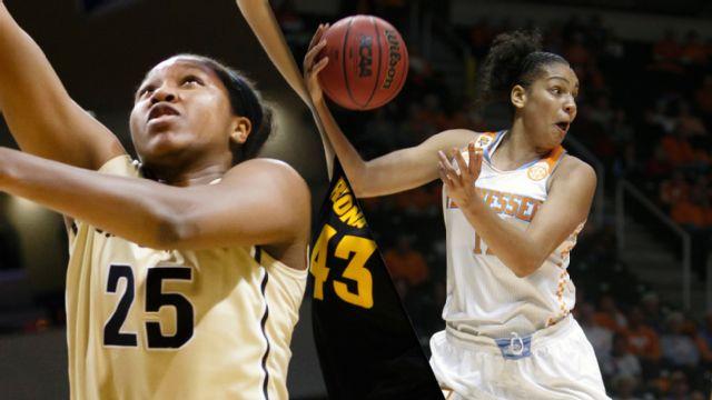 Vanderbilt vs. #6 Tennessee (W Basketball)