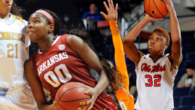 Arkansas vs. Ole Miss (Second Round, Game 1) (SEC Women's Tournament)