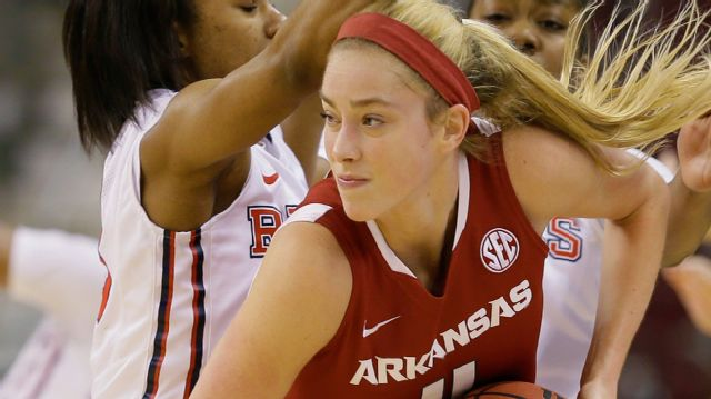 Arkansas vs. Ole Miss (Second Round, Game 1) (SEC Women's Tournament) (re-air)