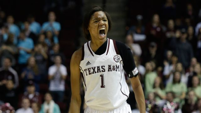 Auburn vs. Texas A&M (Second Round, Game 2) (SEC Women's Tournament) (re-air)