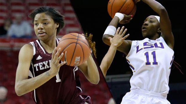 #18 Texas A&M vs. LSU (Quarterfinal #2) (SEC Women's Tournament)