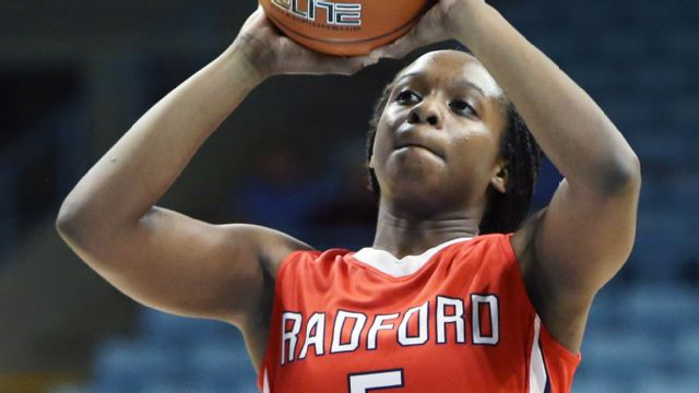 Gardner-Webb vs. Radford (Quarterfinal #3) (Big South Women's Championship)