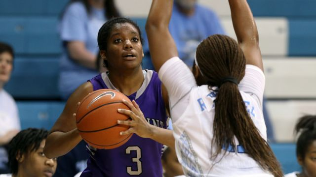 Presbyterian vs. High Point (Quarterfinal #4) (Big South Women's Championship)
