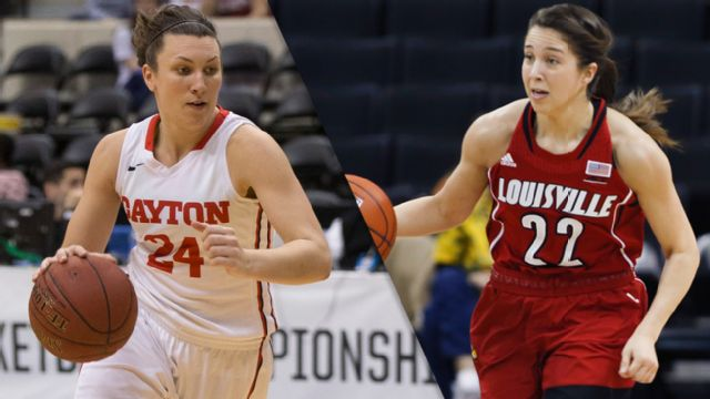 #7 Dayton vs. #3 Louisville (Regional Semifinal) (NCAA Division I Women's Basketball Championship)