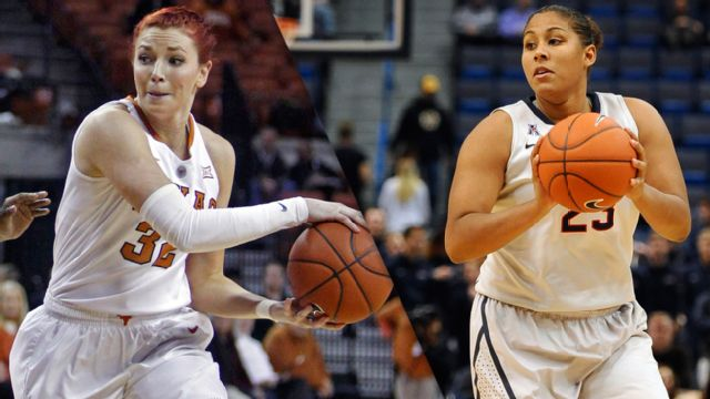 #5 Texas vs. #1 Connecticut (Regional Semifinal) (NCAA Division I Women's Basketball Championship)