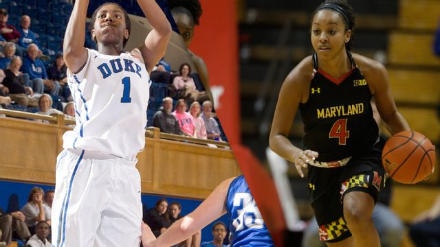 #4 Duke vs. #1 Maryland (Regional Semifinal) (NCAA Division I Women's Basketball Championship)