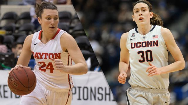 #7 Dayton vs. #1 Connecticut (Regional Final) (NCAA Division I Women's Basketball Championship)