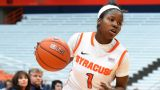 Wake Forest vs. #22 Syracuse (Second Round, Game 1) (ACC Women's Tournament)