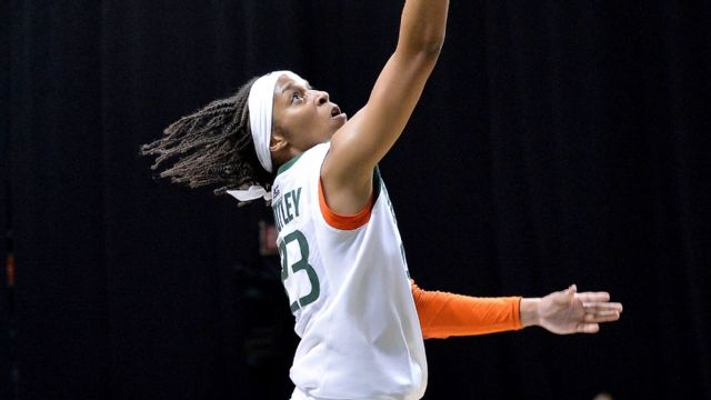 Virginia vs. Miami (FL) (Second Round, Game 2) (ACC Women's Tournament)
