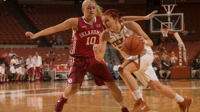 Oklahoma vs. Texas  - 1/29/2015 (re-air)