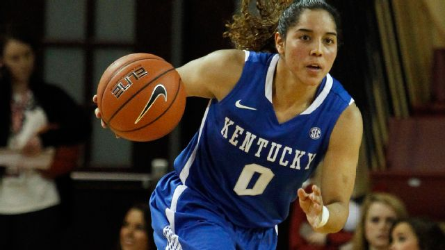 #3 South Carolina vs. #11 Kentucky - 3/1/2015 (re-air)