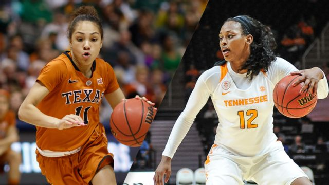 #8 Texas vs. #4 Tennessee (W Basketball)