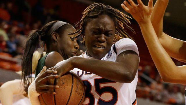 #7 Kentucky vs. Auburn (W Basketball) (re-air)