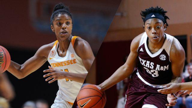 #23 Tennessee vs. #12 Texas A&M (W Basketball)