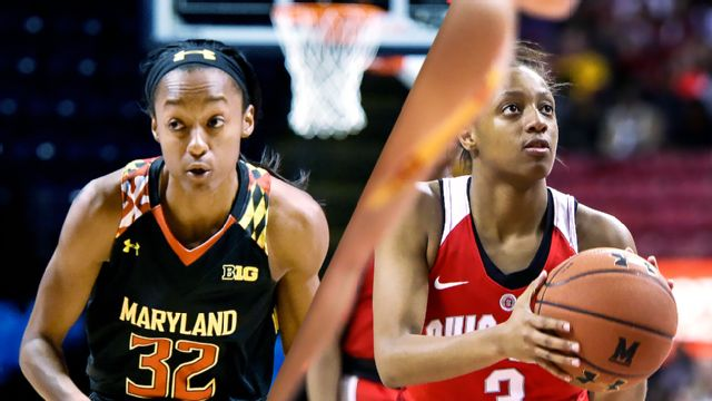 #5 Maryland vs. #7 Ohio State (W Basketball)