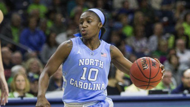 Virginia Tech vs. North Carolina (W Basketball)