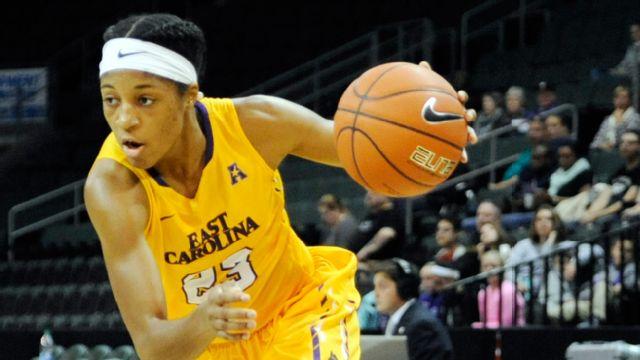Memphis vs. East Carolina (W Basketball)