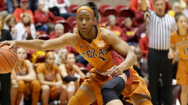 #6 Texas vs. Iowa State (W Basketball)