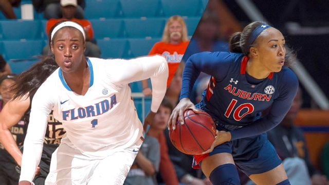 #16 Florida vs. Auburn (W Basketball)