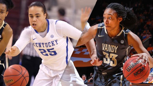 #18 Kentucky vs. Vanderbilt (W Basketball)
