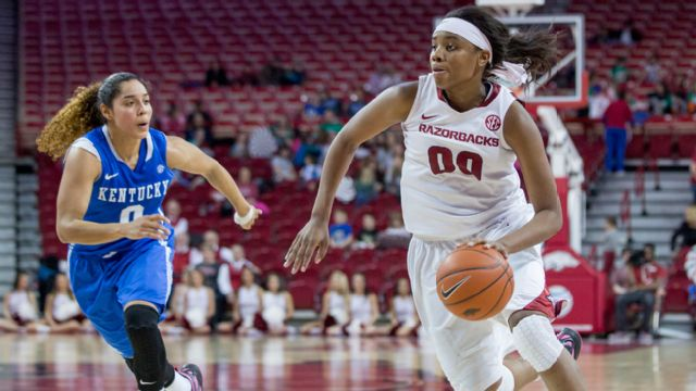 #10 Arkansas vs. #7 Northwestern (First Round) (NCAA Women's Basketball Championship) (re-air)