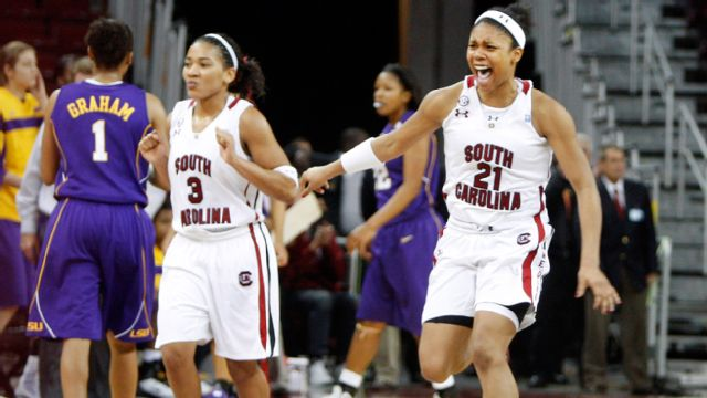 LSU vs. South Carolina - 1/06/2011 (re-air)
