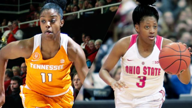 #7 Tennessee vs. #3 Ohio State (Regional Semifinal) (Basketball) (re-air)