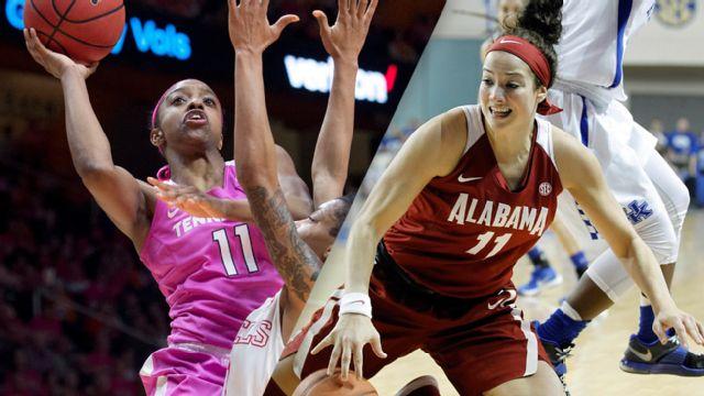 Tennessee vs. Alabama (Basketball) (re-air)