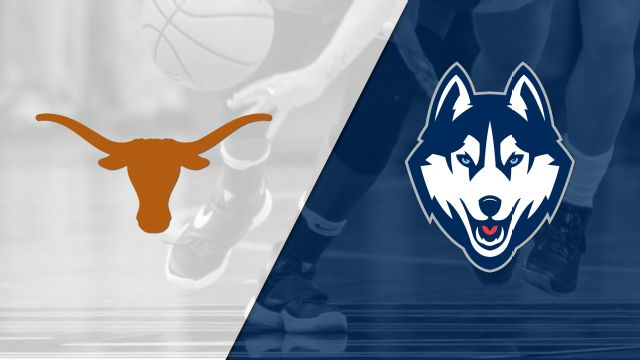 #14 Texas vs. #2 Connecticut (W Basketball)