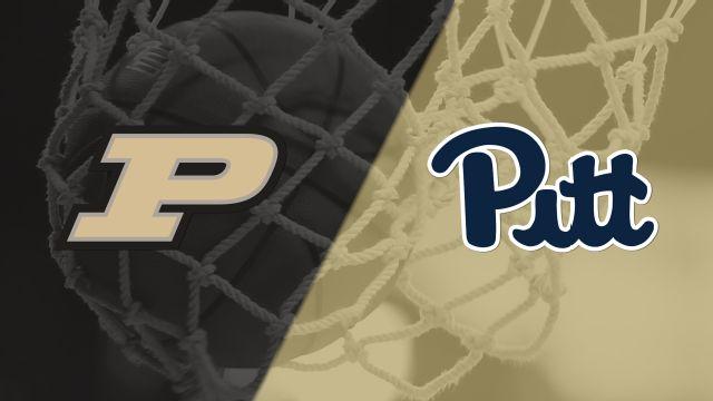 Purdue vs. Pittsburgh (W Basketball)