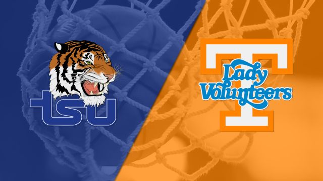 Tennessee State vs. #22 Tennessee (W Basketball)