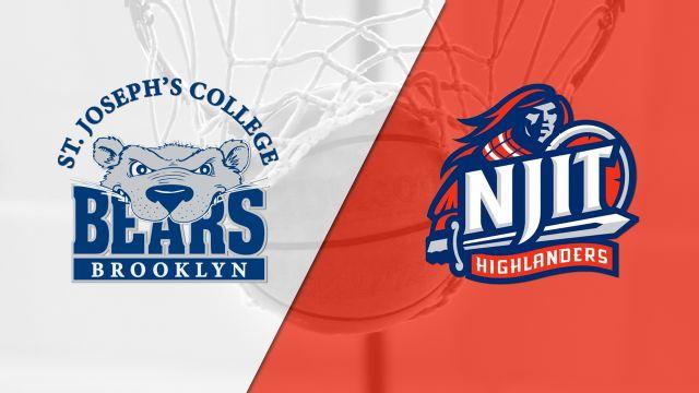 St. Joseph's Brooklyn vs. NJIT (W Basketball)