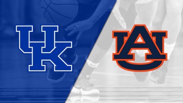 Kentucky vs. Auburn (W Basketball)