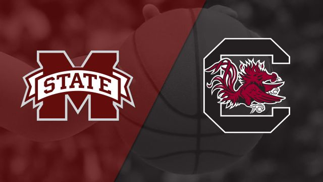 #4 Mississippi State vs. #5 South Carolina (W Basketball)