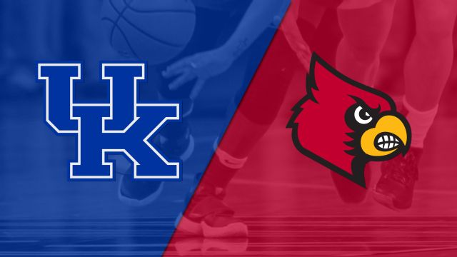 #17 Kentucky vs. #7 Louisville (W Basketball)