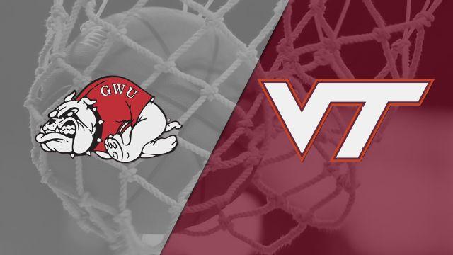 Gardner-Webb vs. #25 Virginia Tech (W Basketball)