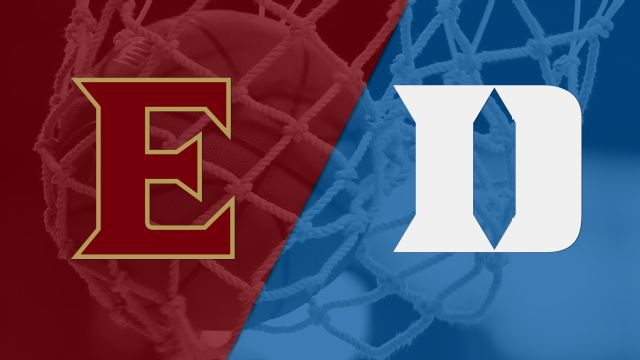 Elon vs. #21 Duke (W Basketball)
