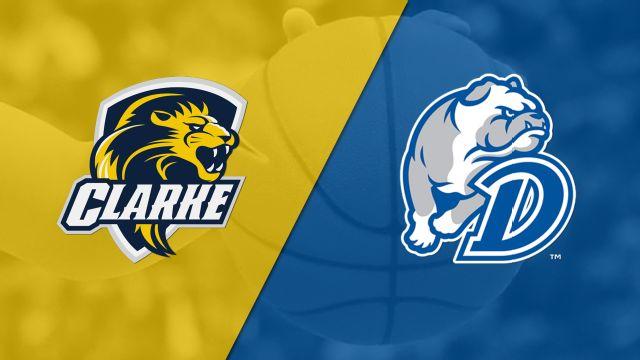 Clarke vs. Drake (W Basketball)