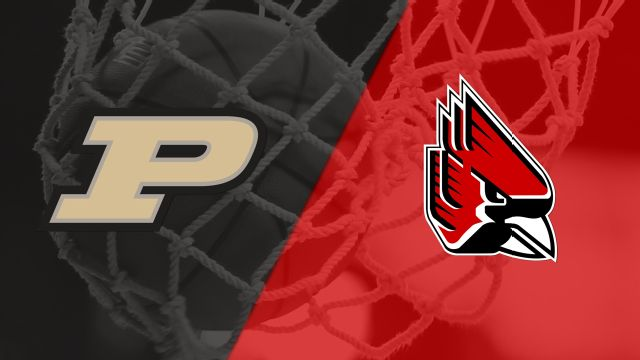 Purdue vs. Ball State (W Basketball)
