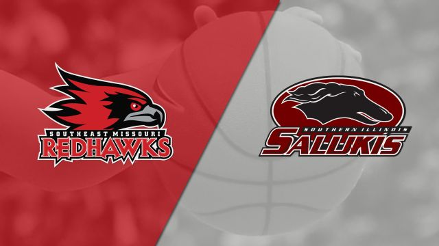 Southeast Missouri State vs. Southern Illinois (W Basketball)