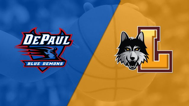 #17 DePaul vs. Loyola-Chicago (W Basketball)