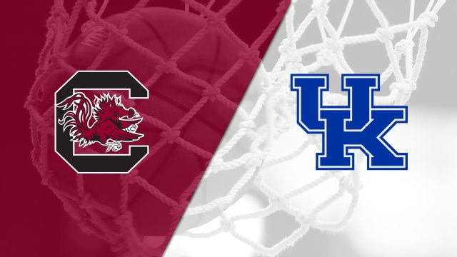 #4 South Carolina vs. #25 Kentucky (W Basketball)