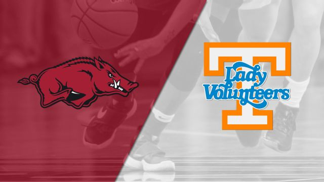 Arkansas vs. Tennessee (W Basketball) (re-air)