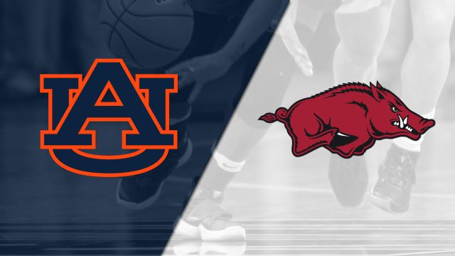 Auburn vs. Arkansas (W Basketball)