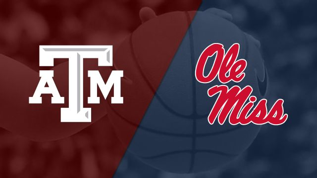 Texas A&M vs. Ole Miss (W Basketball)