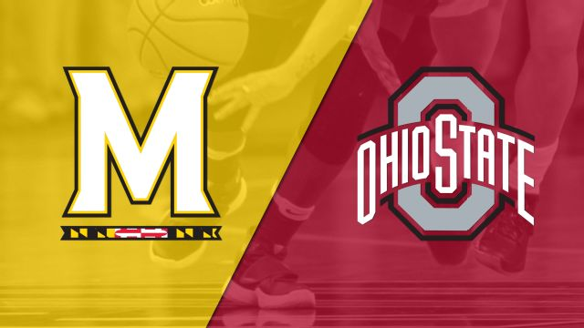 #2 Maryland vs. #12 Ohio State (W Basketball)