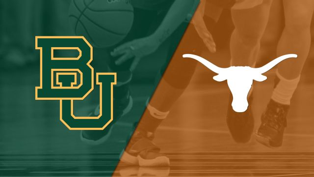 #4 Baylor vs. #6 Texas (W Basketball)